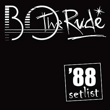 '88 Setlist