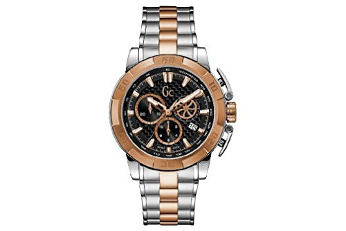 GC by Guess Herrenuhr Sport Chic Collection GC Turbo Sport Chronograph X11001G2S