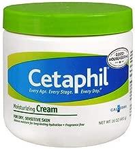 Cetaphil 丝塔芙 保湿霜不含香味16盎司(每包2个)