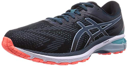 ASICS Herren Gt-2000 8 Traillaufschuh, Black/Magnetic Blue