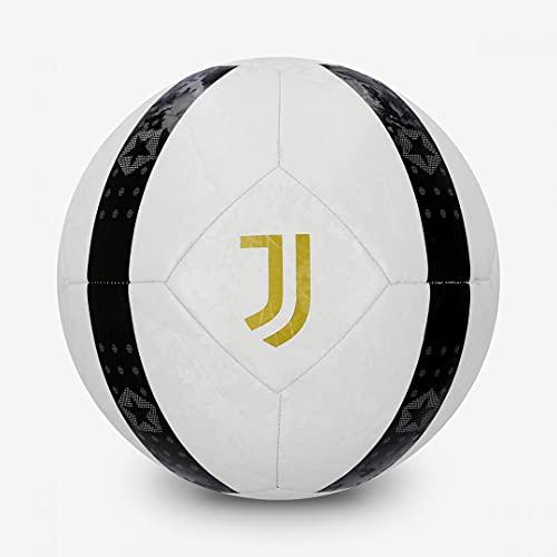 JUVE Juventus Pallone Club Home - Stagione 2021/2022-100% Originale - 100% Prodotto Ufficiale - Taglia 5