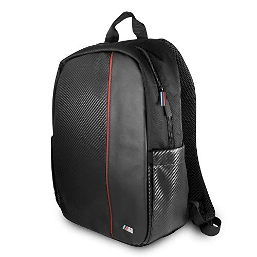 BMW Collection P Bag bmbp15caprbk2z BLK EB Mochila (Fibra de Carbono Rojo