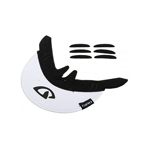 Giro Cloth Road Visor Kopfumfang Unisize White
