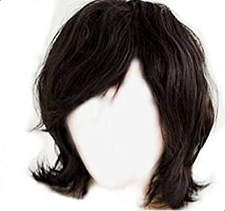 French Long Hair Wig for Men