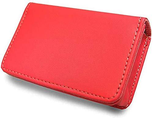 Funda de piel sintética para cámara Samsung PL80, PL20, PL22, ST65 ST66 ES73 ES71 ES70 DV300F, color rojo