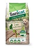 Sanicat Living Nature Arena de Gatos Absorbente para Exteriores - 30L