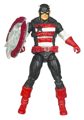Captain America The First Avenger Comic Series Action Figure - U.S. Agent