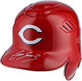 Eugenio Suarez Cincinnati Reds Autographed Replica Batting Helmet - Fanatics Authentic Certified - Autographed MLB Helmets