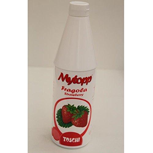 Toschi Mytopp 'Fragola' Erdbeer-Topping Dessertsoße 1.000g