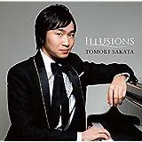 イリュージョンズ (ILLUSIONS / TOMOKI SAKATA) [CD] [国内プレス] [日本語帯・解説付]