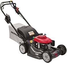 automatic powered by honda lawn mower