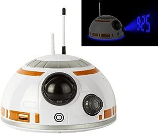 未発売 スターウォーズ BB-8 目覚まし時計 プロジェクター 投影 フィギア