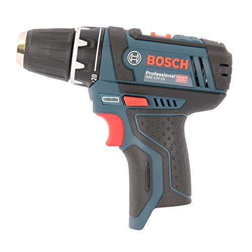 Bosch Akku-Bohrschrauber GSR 10,8-2-Li ohne Akku ohne Lader ohne Einlage incl. Bedienungsanleitung