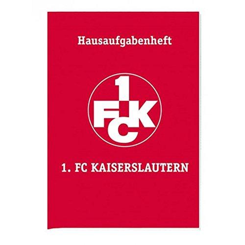 1. FCK Takenboek – huistaken boekje – schoolschrift – 1. FC Kaiserslautern