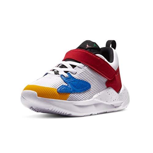 Nike CQ9234-101 - Zapatillas Jordan Cadence (PS) Blanco Size: 35 EU