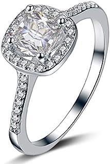 خاتم باند فضة للنساء من جويل اورا