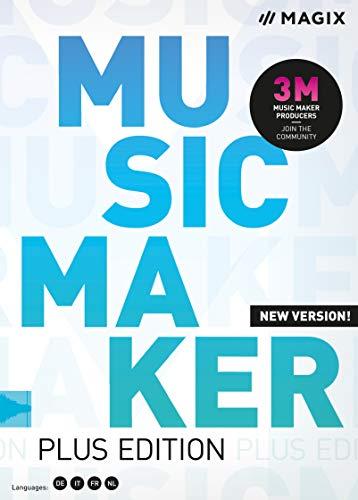 Music Maker – 2020 Plus Edition – Beats produzieren, aufnehmen und mixen