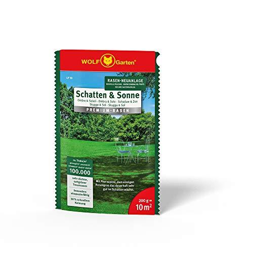 WOLF-Garten - Premium-Rasen »Schatten & Sonne« LP 10; 3820010
