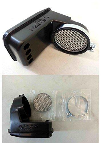 Caja filtro de aire carburador Piaggio Vespa PK 50/125 cc.