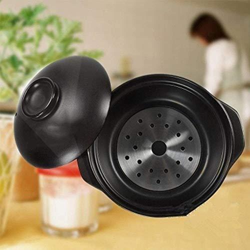 Romsion Converter Inductie Kookplaat Converter Schijf RVS Plaat Kookgerei voor Magnetische Inductie Cooker Thermische Gids Plaat, 15.6cm