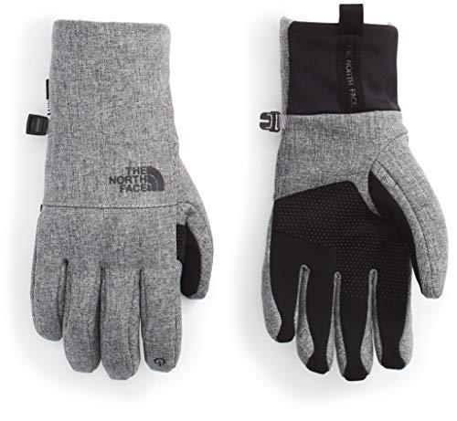The North Face Women's Apex+ Etip Glove, TNF Medium Grey Heather, XS