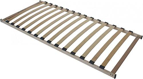 Lattenrahmen 90*200 cm Lattenrost 14 Federholzleisten für Kinderbetten Jugendbetten Kinderzimmer Jugendzimmer Schlafzimmer