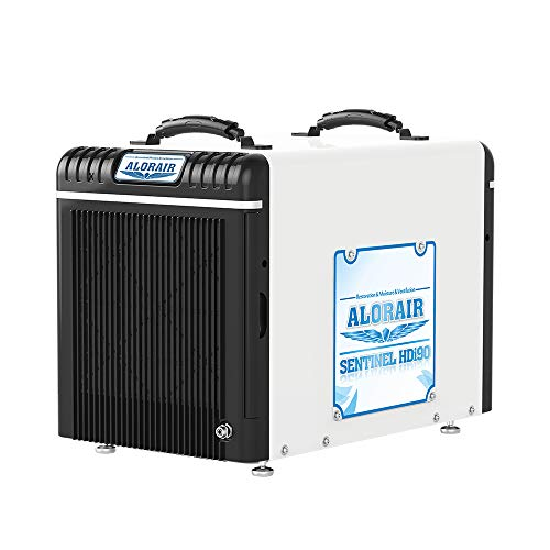 Why Choose AlorAir Basement/Crawlspace Dehumidifiers 198PPD (Saturation), 90 Pints (AHAM), 5 Years W...