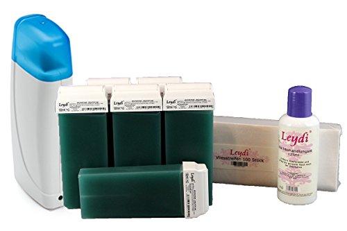 Leydi Prive - Wachspatronenset Azulen - Das günstige Starterset für die Haarentfernung zu Hause