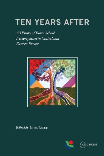 Ten Years After A History of Roma School Desegregation in Central and Eastern Europe (English Edition)
