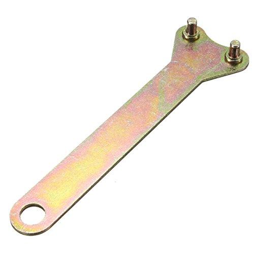 Ils - 20 mm metalen haakse slijper sleutel flensleutel