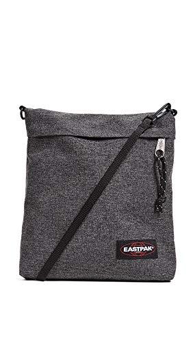 Borsello Piatto Con Tasca Davanti | Eastpak Lux East | EK53D77H-Black Denim