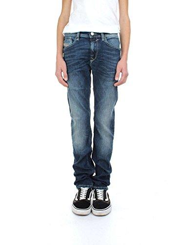 Diesel Waykee-J 00J3RP Jeans Boy Denim DUNKEL BLAU 12Y