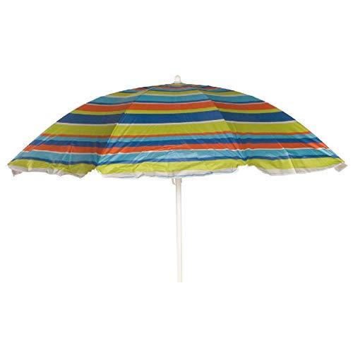 Ak Sport 1396009 Parasol Mixte Adulte, Multicolore, Taille Unique