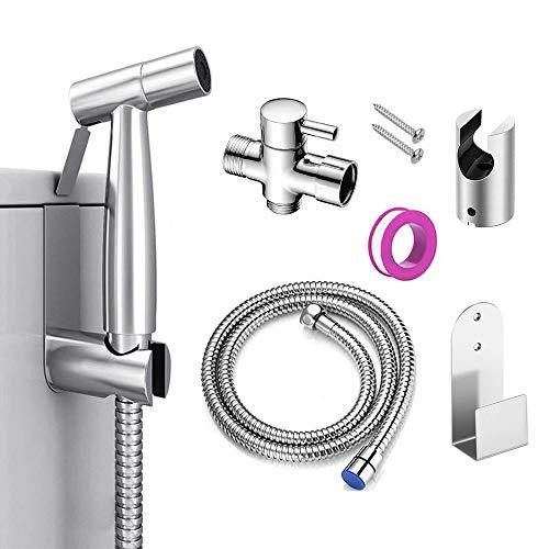 Color You Kit de pulvérisation de toilette en acier...