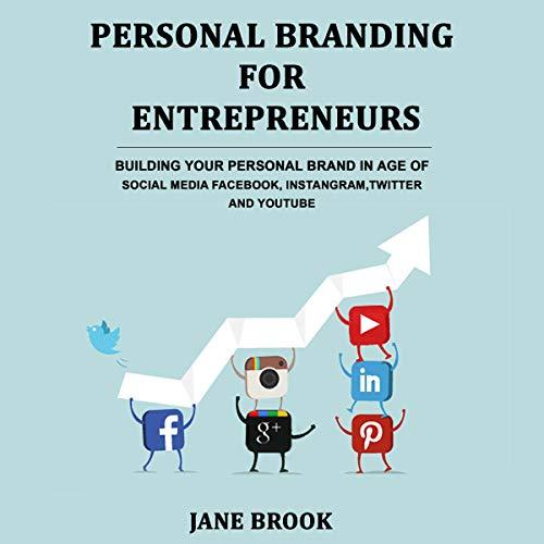 Personal Branding for Entrepreneurs audiobook cover art
