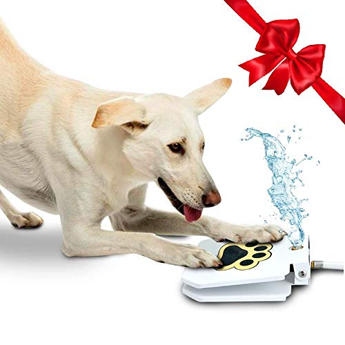 TrioGato's Outdoor Dog Pet Water Sprinkler