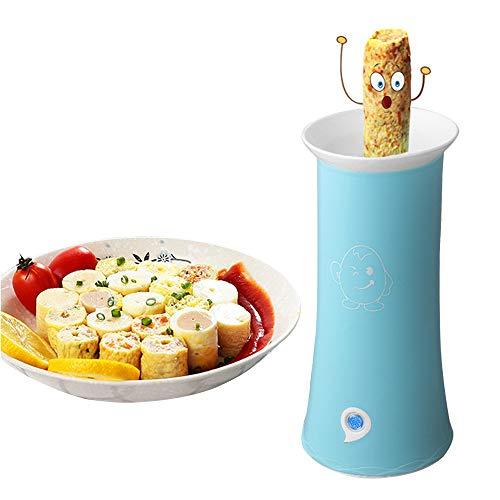 WMLS Eierbrötchenmaschine Elektrischer Vertikaler Eierkocher, Antihaft Liner Omelett Frühstück Maschine, Für Frühstücksherstellung