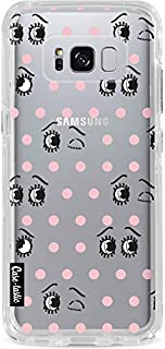 Galaxy S8 Plus mobile phone case with plenty of space for your ID, bank card and more. CASETASTIC - Shock Absorbing and Sc...
