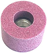 Ruby Valve Seat Grinder Stone for Kwik Way 80 Grit Made in USA (1 1/8