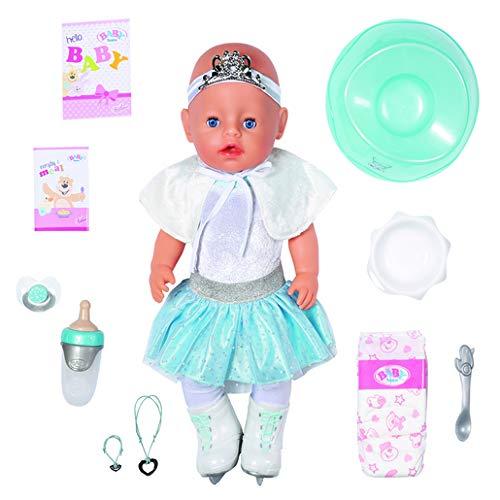 BABY Born ZAPF Creation (UK) LTD – 831250 Soft Touch Ballerina Markenspielpuppe, 43cm groß