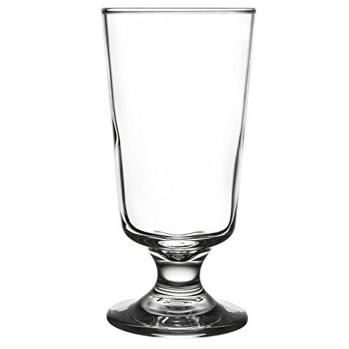 Libbey Embassy Footed 10 oz Hi-Ball Glass