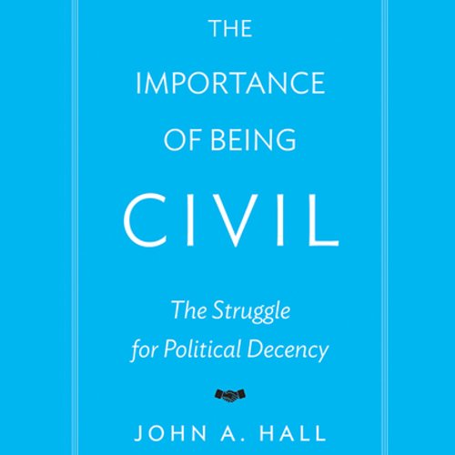 The Importance of Being Civil audiobook cover art