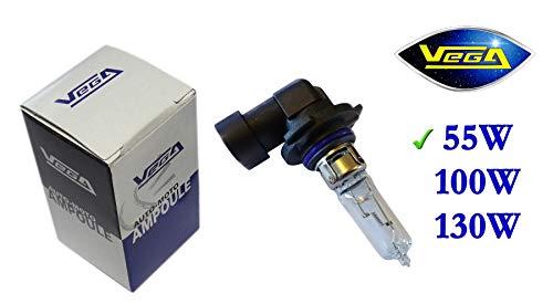 VEGA 1 Ampoule Halogène 'Maxi' HB3 9005 60W P20d 90° Marque Française Homologuée 12V