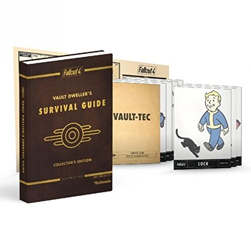 Guide Fallout 4 Vault Dweller's survival guide Edition Collector
