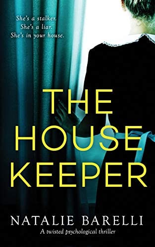 The Housekeeper A twisted psychological thriller product image