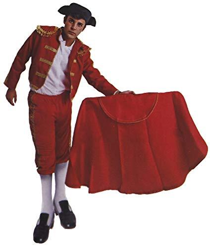Gojoy Shop- Disfraz de Torero para Hombres Carnaval (Contiene Gorro, Chaqueta, Pantalón, Talla Unica)