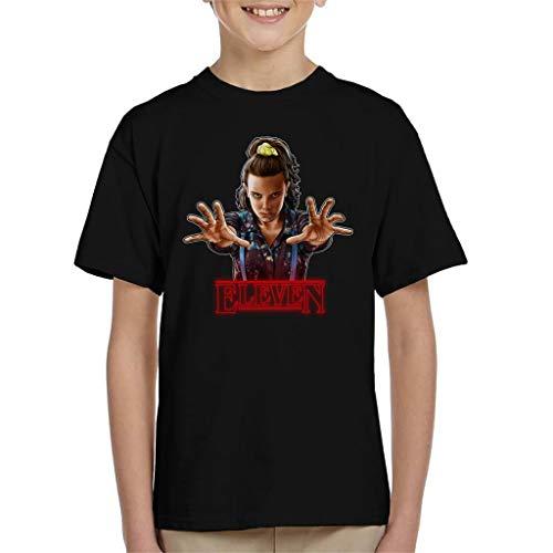 Cloud City 7 Stranger Things S3 Eleven Kid's T-Shirt