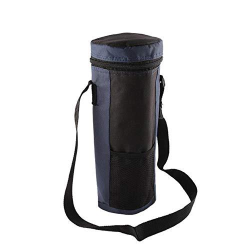 Beverl Bolsa para enfriador de botellas de agua con aislamiento para viajes