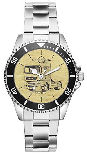 mächtig der welt Herren Geschenkschlüssel Senberg TGX LKW LKW Fahrer Fan Fahrer 20469 Uhr