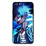 My Hero Academia Dabi Anime iPhone 6/6s Plus Cases Shockproof for Anime Japanese One Size